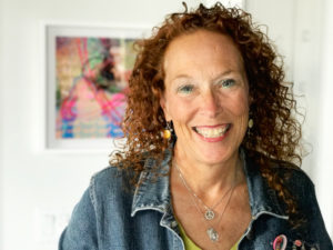 photograph of Roberta King