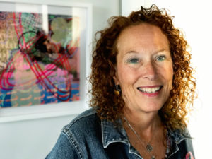 photo of Roberta King, co-owner of canna communication