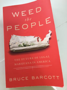 Weed the People book cover