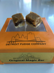 edible marijuana from the detroit fudge company