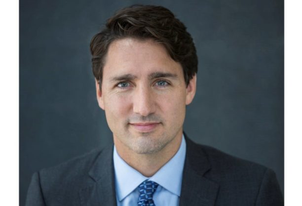 image of canadian prime minister justin trudeau