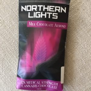 good cannabis packaging from Northern Lights