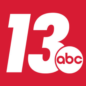 logo for WZZM 13 news